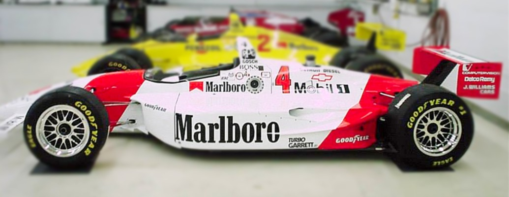 1992 Penske PC-21 Chassis 005