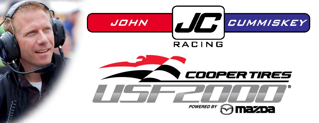 JOHN CUMMISKEY RACING EXPANDS EFFORT IN COOPER TIRES USF2000 CHAMPIONSHIP IN 2014 WITH MULTICAR TEAM