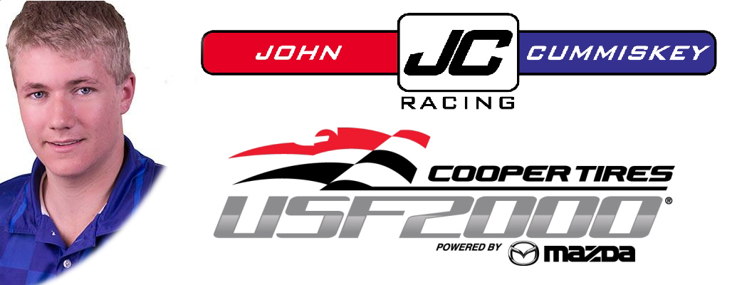 JOHN CUMMISKEY RACING SIGNS AUSTRALIAN TALENT ANTHONY MARTIN FOR 2015 COOPER TIRES USF2000 CHAMPIONSHIP POWERED BY MAZDA