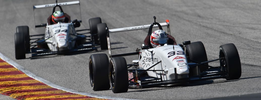 JOHN CUMMISKEY RACING SOLID IN PRACTICE SESSIONS AT ROAD AMERICA