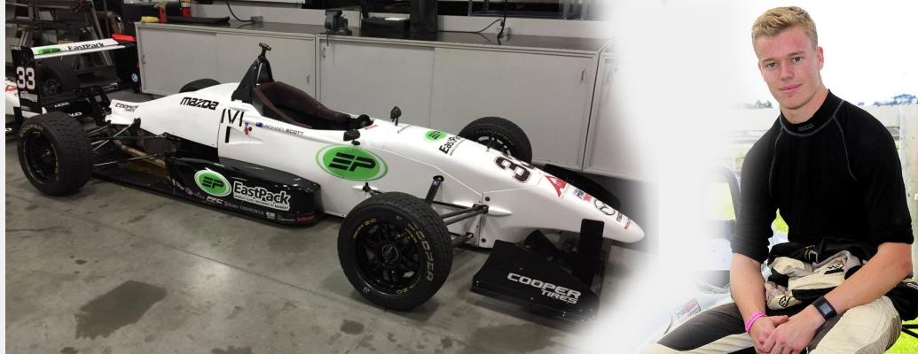 Michael Scott Joins John Cummiskey Racing for MRTI Finale